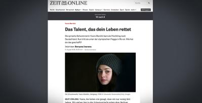 20160807_Die-Zeit_Yusra-Mardini-Talent-ktery-zachranuje-zivoty